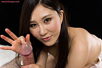 Breasty Beauty Kazuki Yuu Gives Handjob And Tastes Cum