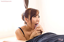 Licking Cum From Head Of Cock