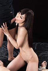 Sucking Spent Cock Long Hair Pussy Hair