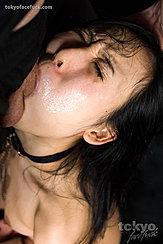 Yokoyama Natsuki Deep Throating Cock