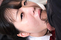 Student Shirayuki Yuka Face Fucked In Uniform Taking Facial